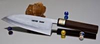 Moritaka AS Damaskus Deba 180mm - Интернет-магазин японских ножей MORITAKA