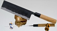 Moritaka A2 Standard Nakiri 135mm - Интернет-магазин японских ножей MORITAKA