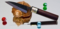 Moritaka AS Paring 90mm  - Интернет-магазин японских ножей MORITAKA