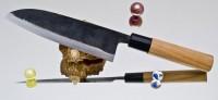 Moritaka A2 Standard Santoku 185mm - Интернет-магазин японских ножей MORITAKA