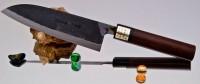 Moritaka AS Santoku 150mm - Интернет-магазин японских ножей MORITAKA