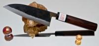 Moritaka A2 Small Santoku 130mm - Интернет-магазин японских ножей MORITAKA